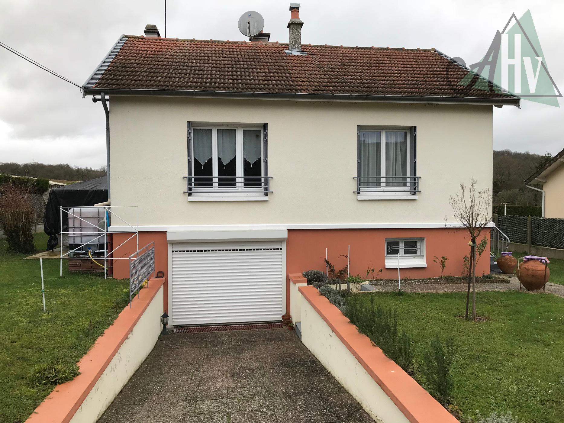 Vente maison traditionnelle for Garage nogent sur seine